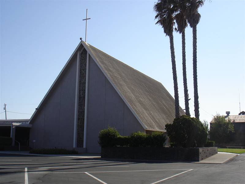 Union Baptist Church, Rio Vista