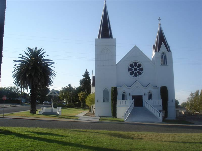 St. Joseph's Catholic Church, Rio Vista